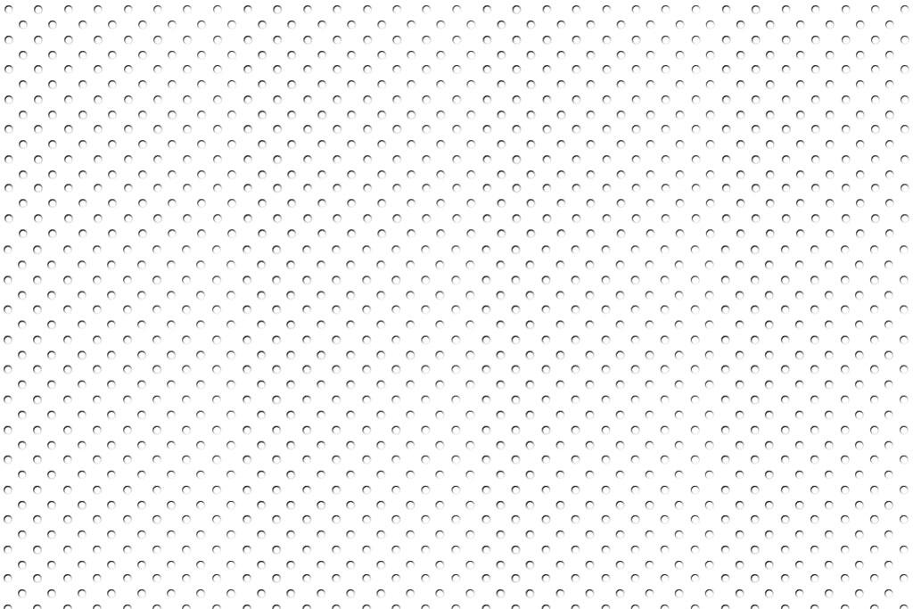 Toile pour Mur ou Plafond du Type M15-Blanc-Mat-Perf-2