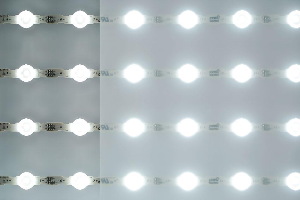 Toile pour Mur ou Plafond du Type T10