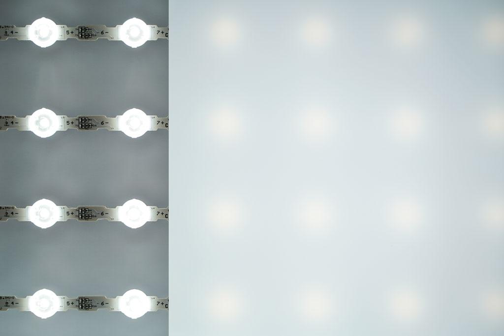 Toile pour Mur ou Plafond du Type TOB6