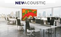 NEW/ACOUSTIC - Acoustical ceilings